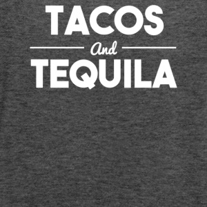 Tacos and tequila - Women's Flowy Tank Top by Bella