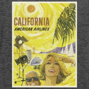 vintage california - Women's Flowy Tank Top by Bella