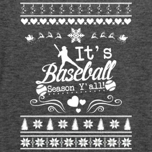 Merry Christmas Baseball T Shirt - Women's Flowy Tank Top by Bella
