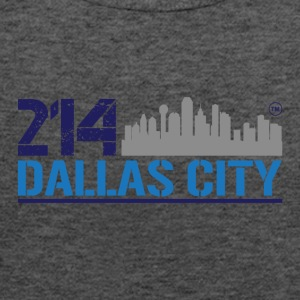 214 DALLAS CITY - Women's Flowy Tank Top by Bella