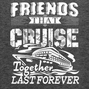 Friends Cruise Together Shirt - Women's Flowy Tank Top by Bella