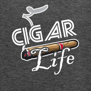 Cigar Life Tshirts - Women's Flowy Tank Top by Bella