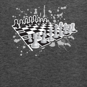 Chess Tee Shirt - Women's Flowy Tank Top by Bella