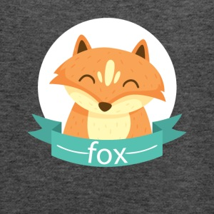 Cute Fox lover - Women's Flowy Tank Top by Bella