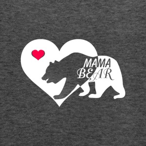 Mama Bear - Women's Flowy Tank Top by Bella