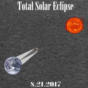 eclipse 2017 - Women's Flowy Tank Top by Bella