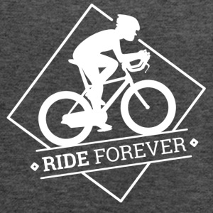 Ride forever - Women's Flowy Tank Top by Bella
