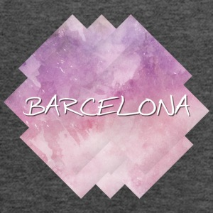 Barcelona - Women's Flowy Tank Top by Bella