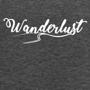 Wanderlust - Women's Flowy Tank Top by Bella