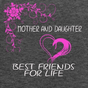 mother and daughter best friends for life - Women's Flowy Tank Top by Bella