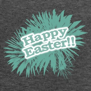 Happy Easter, Joyful Easter, Fantastic Easter - Women's Flowy Tank Top by Bella