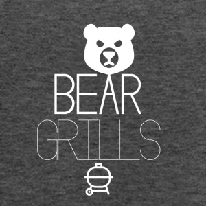 Bear grills - Women's Flowy Tank Top by Bella