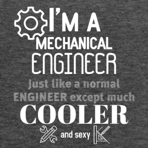 I'm a mechanical engineer - Women's Flowy Tank Top by Bella