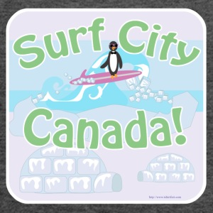 Surf City Canada - Women's Flowy Tank Top by Bella