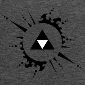 The legend of zelda Triforce vectorized - Women's Flowy Tank Top by Bella