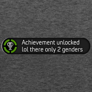 Xbox achievement - lol there are only 2 genders - Women's Flowy Tank Top by Bella