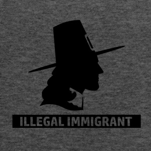 Illegal Immigrant designs - Women's Flowy Tank Top by Bella