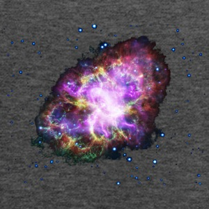 crab nebula - Women's Flowy Tank Top by Bella