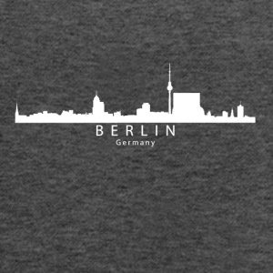 Berlin Germany Skyline - Women's Flowy Tank Top by Bella