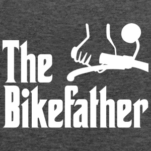 The Bikefather - Women's Flowy Tank Top by Bella
