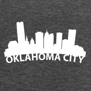 Arc Skyline Of Oklahoma City OK - Women's Flowy Tank Top by Bella