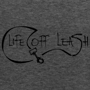 Life off Leash, it's a lifestyle! - Women's Flowy Tank Top by Bella
