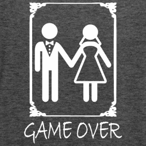Game Over Gamer - Women's Flowy Tank Top by Bella