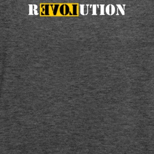 Revolution Government Obama - Women's Flowy Tank Top by Bella