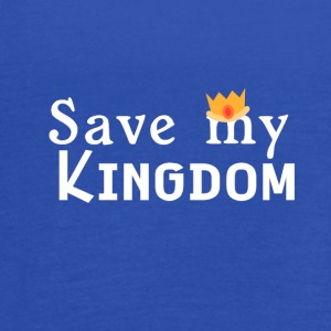 Save my kingdom - Women's Flowy Tank Top by Bella