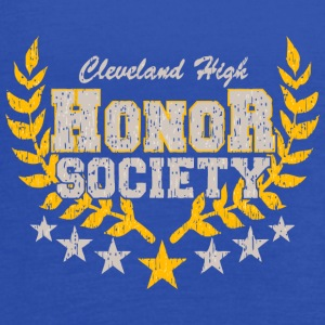 Cleveland High HONOR SOCIETY - Women's Flowy Tank Top by Bella