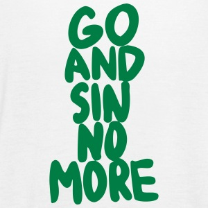 Go and Sin No More - Women's Flowy Tank Top by Bella