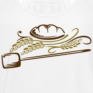 Bread with cereals - Women's Flowy Tank Top by Bella