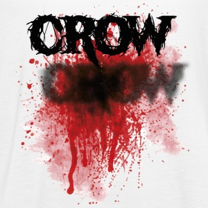 Bloody Crow - Women's Flowy Tank Top by Bella