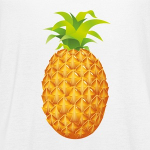 Pineapple - Women's Flowy Tank Top by Bella