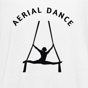 aerial dance - Women's Flowy Tank Top by Bella