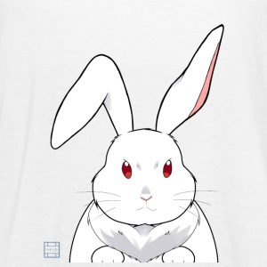 White Rabbit - Women's Flowy Tank Top by Bella