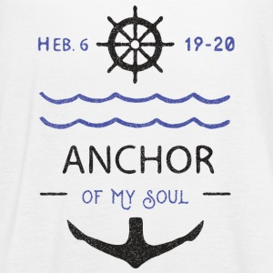 Anchor of the Soul - Women's Flowy Tank Top by Bella