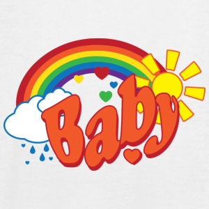 Rainbow Baby - Women's Flowy Tank Top by Bella