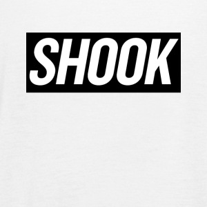 Shook 2 - Women's Flowy Tank Top by Bella