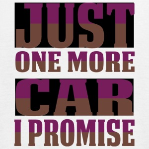 Just One More Car I Promise T Shirt - Women's Flowy Tank Top by Bella