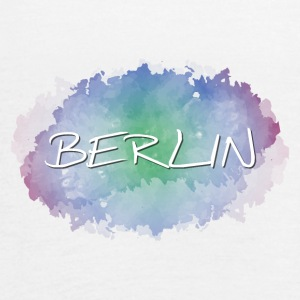 Berlin - Women's Flowy Tank Top by Bella
