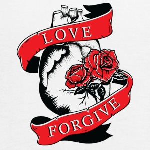 LOVE FORGIVE - Women's Flowy Tank Top by Bella
