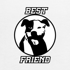 Best friend - Women's Flowy Tank Top by Bella