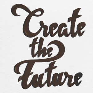Create the future - Women's Flowy Tank Top by Bella