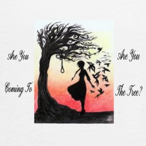 Hanging Tree Art - Women's Flowy Tank Top by Bella