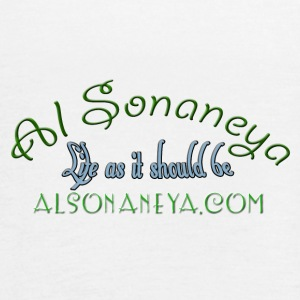 Al Sonaneya Life as it should be - Women's Flowy Tank Top by Bella