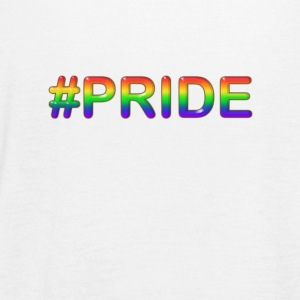 #PRIDE - Women's Flowy Tank Top by Bella