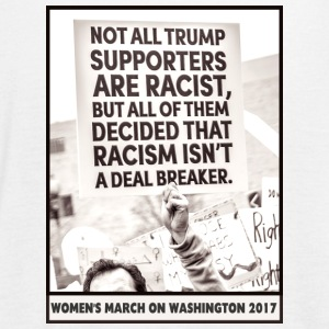 Women's March on Washington 2017-Trump Supporters - Women's Flowy Tank Top by Bella