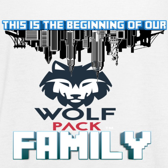 We Are Linked As One Big WolfPack Family