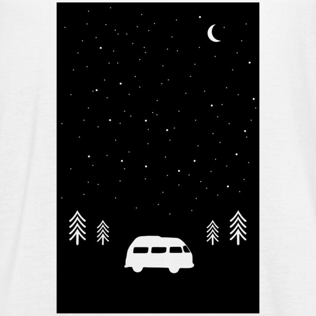 Van Life Through The Night // Augmented Reality AR